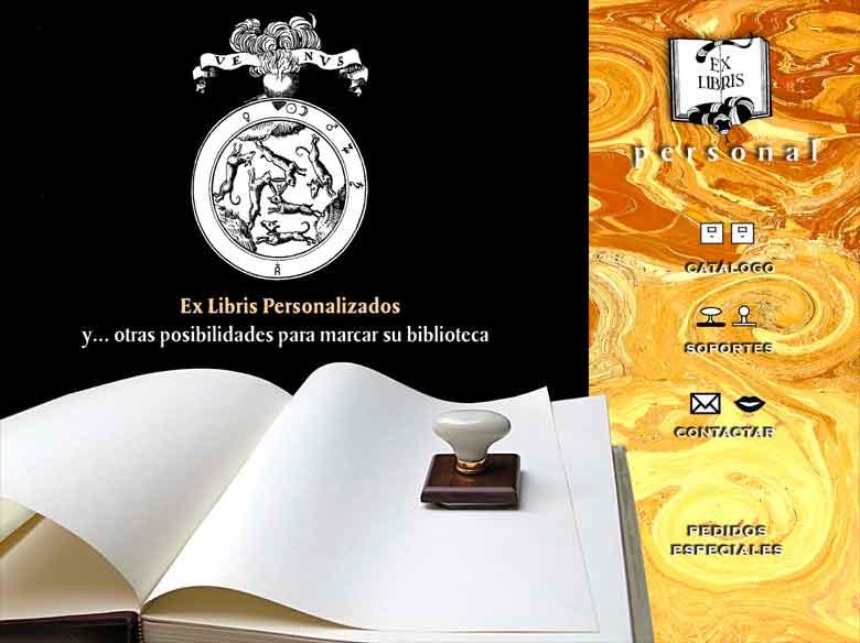 Regalos personalizados ex libris - Ex libris personalizados ...
