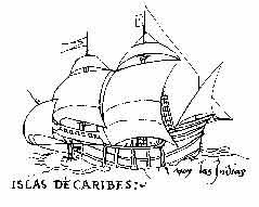 BARCO Nao Voy a las Indias. Mapamundi de Diego Ribero, 1529. Museo marítimo del Cantábrico. Dibujo y adaptación de Ex libris personal sobre el original