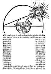 Eclipse de Sol. Imagen Ex libris Personal